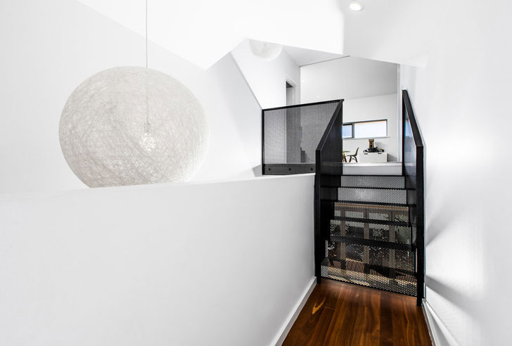 Уникальная архитектура дома в Австралии