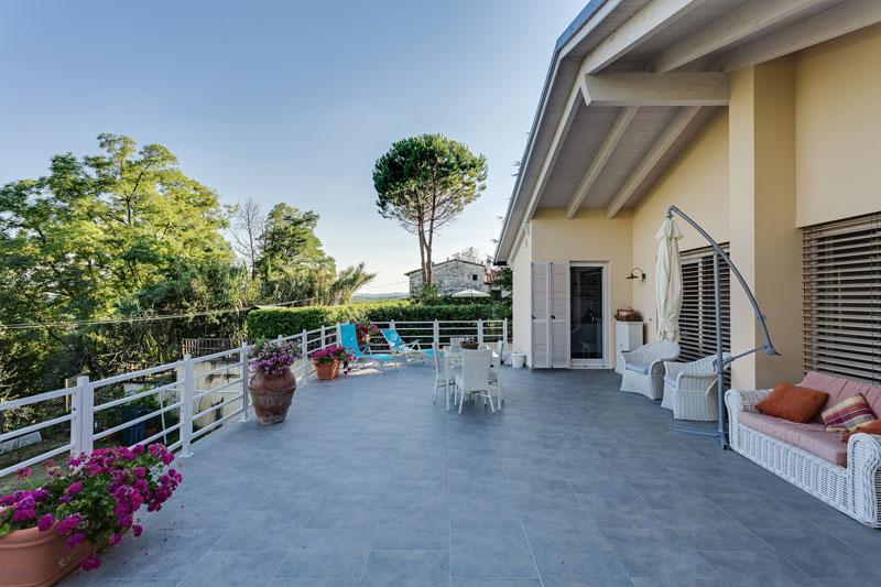 Итальянский дом