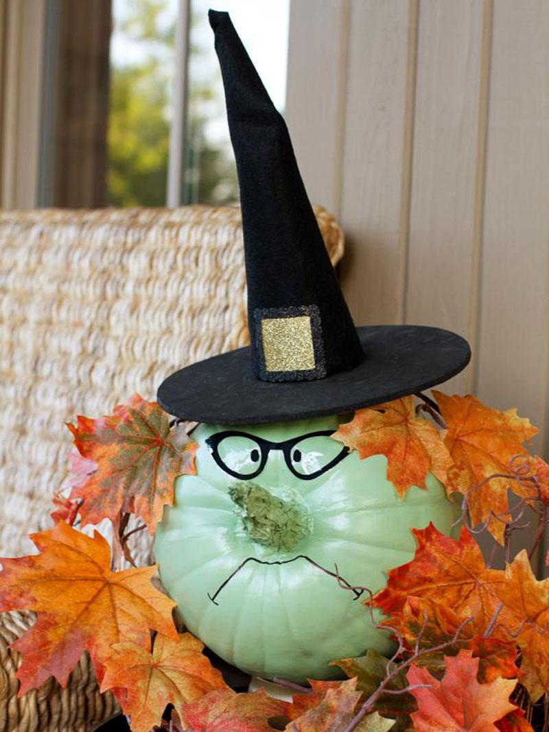 Хеллоуин интерьер дома