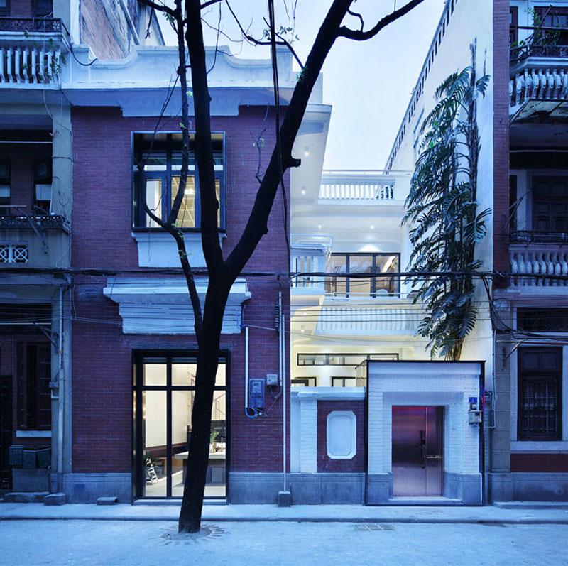 Китайский дом с историей