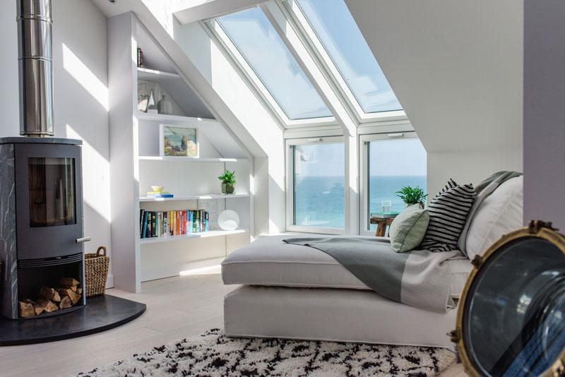 Квартира с видом на Атлантический океан