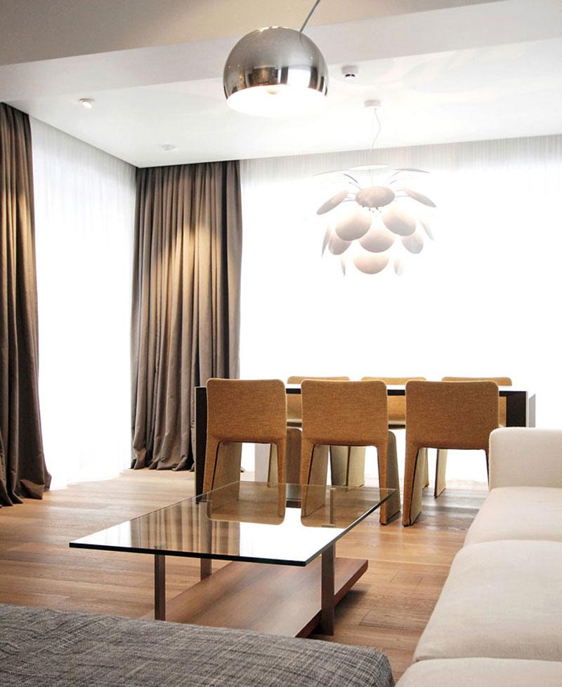 Интерьер стильного дома