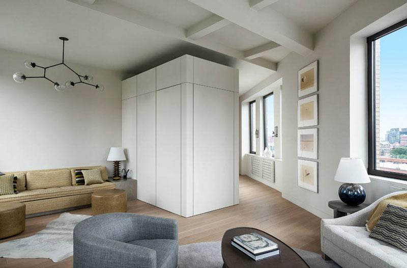 Квартира в скандиндинавском стиле