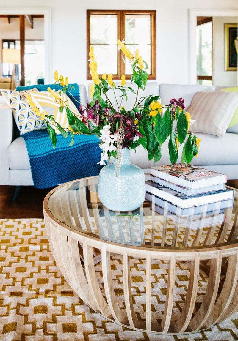 Дом в тропическом стиле