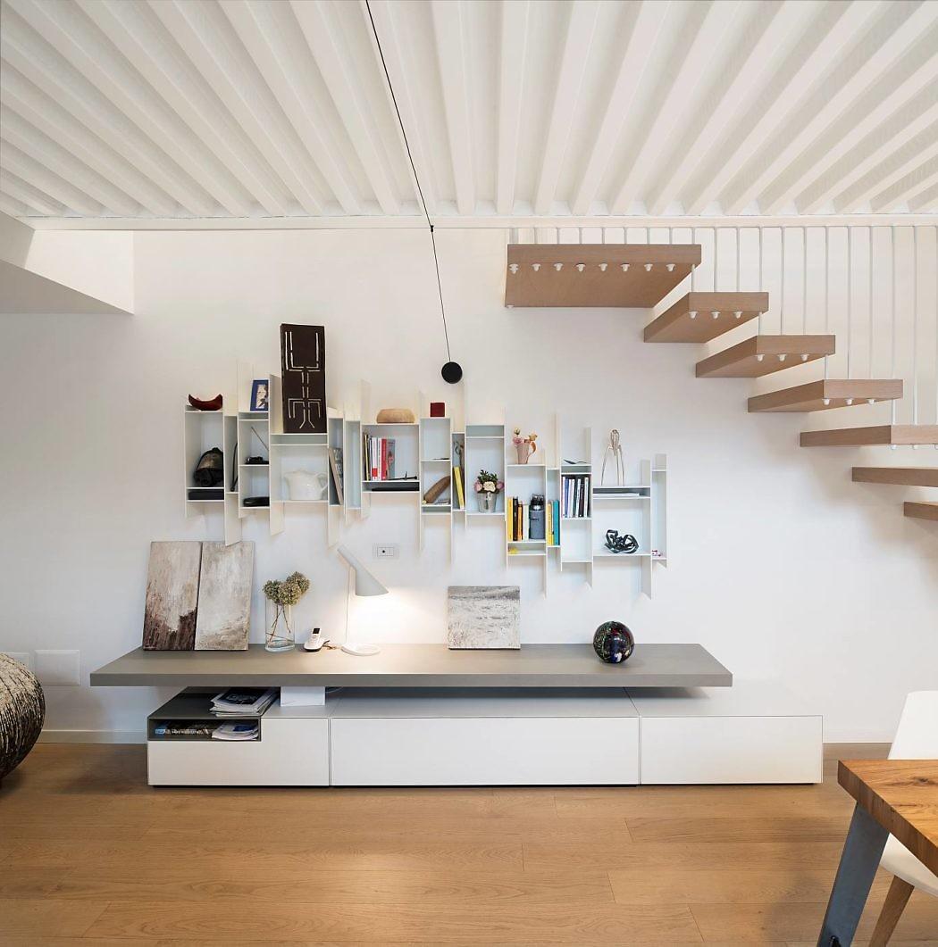 Интерьер дома в Милане