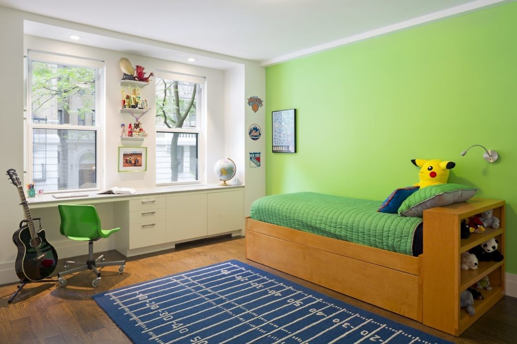 Квартира га Манхэттене