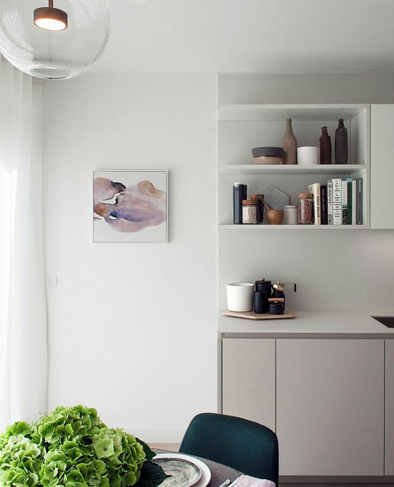 Интерьер стильной квартиры