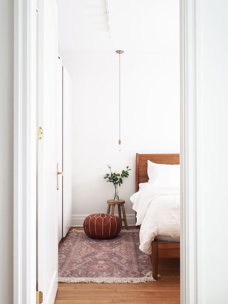 Квартира в светлых оттенках