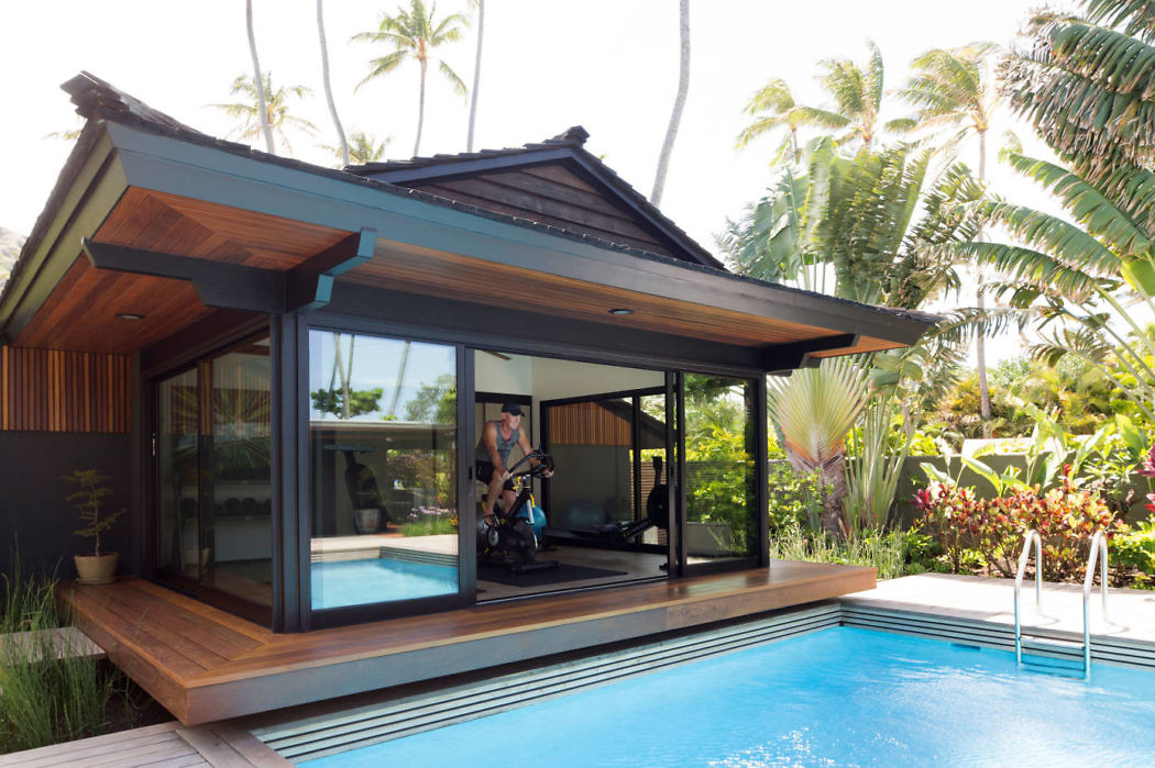 Дом в Гавайях