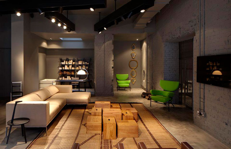 Мебель Cassina