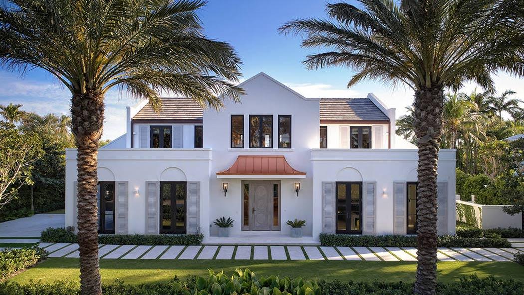 Современный дом